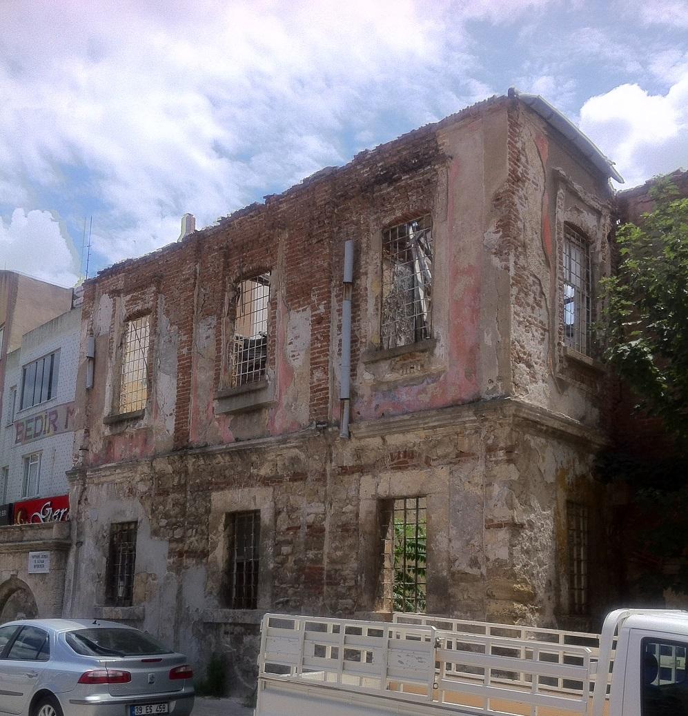 kirklareli eski ceza evi restorasyon