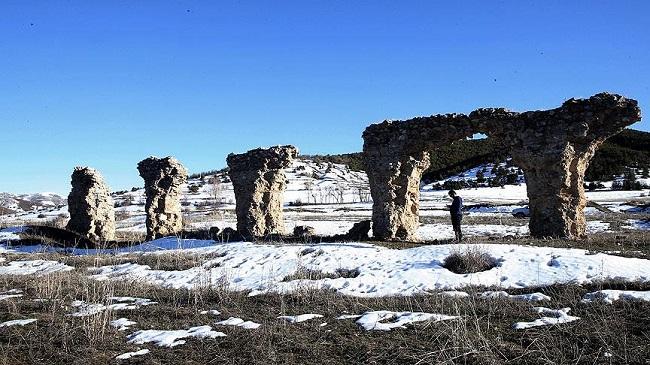 Doğu Roma'nın saklı kenti 'Satala' keşfedilecek