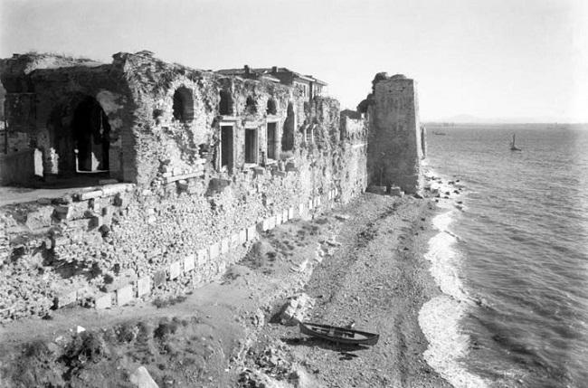 İstanbul'da 1600 Yıllık Bukoleon Sarayı Yok Oluyor