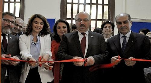 Edebiyat Fakültesi Restorasyon Laboratuvarlarına Kavuştu