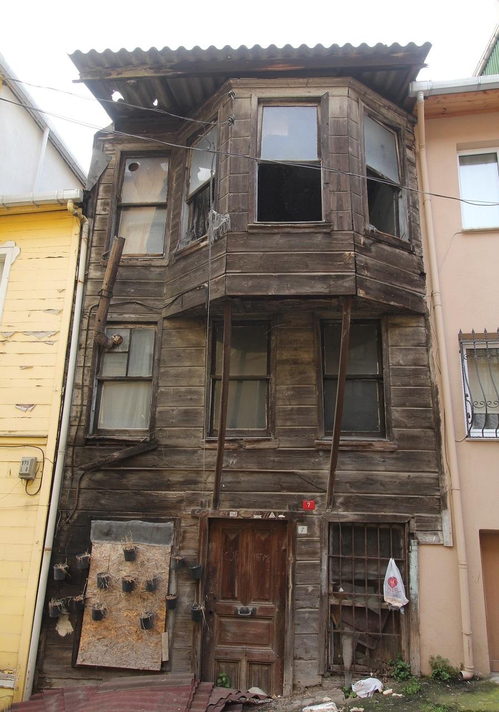rolove restorasyon eski eser ahsap ev